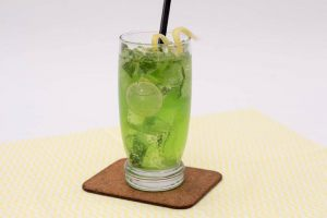 Masala Mint Cooler
